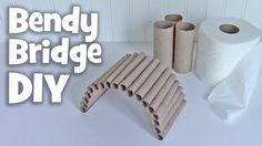DIY Bendy Bridge by Hammy Time
