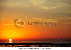 Sonnenuntergang Nordsee | Sunset North Sea Germany