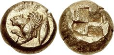 https://flic.kr/p/zGXqgr | A Rare and Exceptional Greek Electrum Stater of Kyzikos (Mysia), Probably the Finest Example Known of this Issue | MYSIA, Kyzikos. Circa 500-450 BC. EL Stater (18.5mm, 16.08 g). Forepart of winged lion left; to right, tunny upward / Quadripartite incuse square. von Fritze I 96; SNG France 237; SNG von Aulock –; Boston MFA –; Dewing –; Jameson –; Pozzi –. EF. Well centered and struck. Very rare, and possibly the finest known.  CNG100, 1411