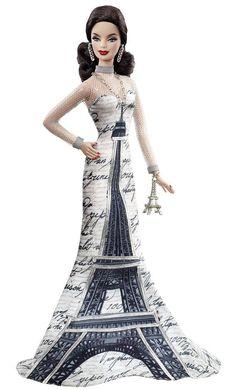 Eiffel Barbie--cool