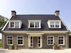 Foto's van een klasieke huizen: klassieke woning | numansdorp | homify