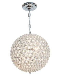 The new Contemporary Crystal Collection mixes traditional lighting and modern style. TM 3939. www.accesslighting.com