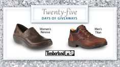 Timberland PRO has great comfort, durability & protection for your feet on the job. Enter to win a pair. #25DaysofGiveaways