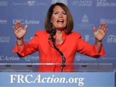 Michele Bachmann: 'I, as a Constitutional Conservative, as a Believer in Jesus…