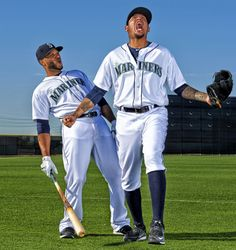 Awesome photo of the King and Cano