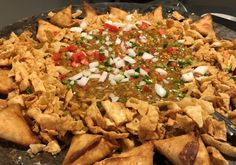 Samosa Chaat [I Ate] #food #foodporn #recipe #cooking #recipes #foodie #healthy #cook #health #yummy #delicious