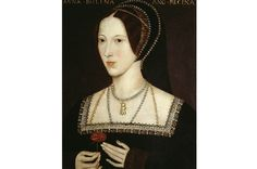 Anne Boleyn - wife of King Henry VIII - mother of Queen Elizabeth I. Love the Tudor Era and recently learned I'm distantly related to Queen Anne! Elizabeth I, Princess Elizabeth, Anne Boleyn, Mary Boleyn, Tudor History, British History, Women In History, Bbc History, History Major