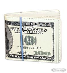 Dollarschein Geldbeutel altes Design Hier bei www.closeup.de