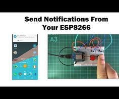 Hello Everyone!In this instructable I'm going to show you how to send notifications to your phone from your ESP8266 when programing with Arduino IDE. This can be very useful if you want the device to notify when a sensor is triggered (PIR motion sensor) or certain criteria for a sensor is met ( e.g. dropped below a certain temperature).I'm going to show you two ways to do this, using Telegram messenger and IFTTT. Both of these methods are completely free to use.Check out the video to ...