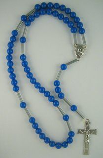 knotted rosary bracelet instructions