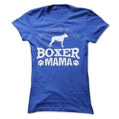 WORLDS BEST BOXER MAMA T-Shirt Hoodie Sweatshirts oia. Check price ==► http://graphictshirts.xyz/?p=88157