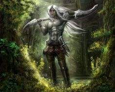 62 Best Elven Warriors images in 2019   Fantasy art, Fantasy