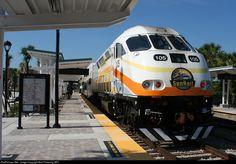 RailPictures.Net Photo: CFRC 105 Sunrail MPI MP32PH-Q at Debary, Florida by Bob Pickering (BP)