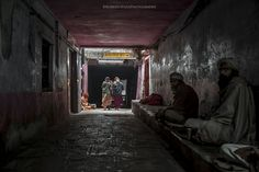 """Light Down the Tunnel - Street scene in Varanasi (India).  Prints and books available online here: http://robertopazziphotography.weebly.com  Subcribe to the newsletter and download the ebook """"Streets of the World"""" as a welcome gift!  Web site: http://robertopazziphotography.weebly.com Fecebook: https://www.facebook.com/robertopazziphotography Instagram: Roberto_Pazzi_Photography"""