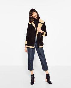 Image 1 de BLOUSON STYLE BIKER XL de Zara