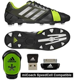 Not as fancy and light as the 1.0, the Adidas Nitrocharge 2.0 employs the EnergySling to keep recharging the feet until the final whistle.  www.soccercorner.com