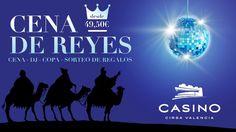 Noche de Reyes en Casino Cirsa Valencia - http://www.valenciablog.com/noche-de-reyes-en-casino-cirsa-valencia/