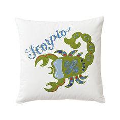 Freakishly appropriate that my Babyzilla is a Scorpio.