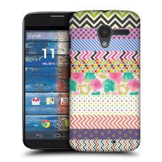 Head Case Designs Washi Tape Protective Hard Back Case Cover for Motorola Moto X | eBay