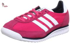adidas Originals  SL 72 W, Sneakers Basses femme - Rose - Pink (BLAZE PINK S13 / RUNNING WHITE FTW / LEGEND INK S10), Taille 40 - Chaussures adidas originals (*Partner-Link)