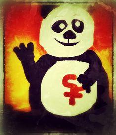 The Panda Ronald Mcdonald, Panda, Fictional Characters, Art, Art Background, Kunst, Fantasy Characters, Panda Bear, Pandas