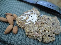 grain free quinoa high protein bar recipe - so excited about the possibilities! Quinoa is soaking right now and I will let it sprout a day or two. Then I will be ready to make for weekend snacks :-)