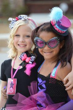 Olivia's Pop Star Party | CatchMyParty.com