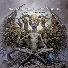 THRASHDEATHGERA: Hypocrisy - End Of Disclosure (2013) | Death Metal...