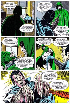 Anubis' Greats of Comic Art (DC Edition) - Page 35 - The SuperHeroHype Forums Comic Book Artists, Comic Books, Spirit Of Vengeance, The Spectre, Justice League Dark, Supernatural Beings, Classic Comics, Anubis, American Comics