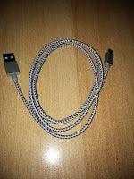 Produkttests und mehr: CSL - 1m Premium Micro USB auf USB Kabel mit Metal...