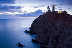 Faro de Cabo de Gata (Almería), by @cntraveler