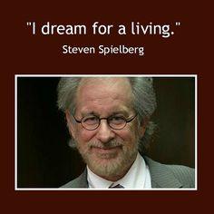 Film Director Quote - Steven Spielberg   - Movie Director Quote    #stevenspielberg