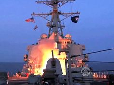 U.S. preps for possible cruise missile attack on Syrian gov't forces
