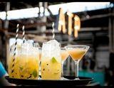 Passionfruit cocktails!