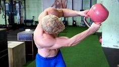 5 Explosive Rotational Swings for Strength and Power. I like the high rotation and one arm horizontal the best. Great for catch wrestling and boxing, as well as baseball.