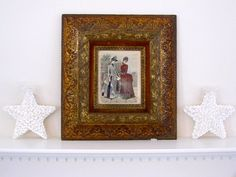 Gorgeous Ornate Gold Gilt Frame 21 x 28 by TheCottageWay on Etsy Shabby Chic Decor, Ornate Frame, Hand Painted, Vintage Home Decor, Vintage House, Ornate, Holiday Decor, Frame, Gilt
