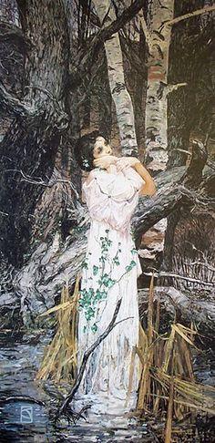 Jeffrey Jones: Enchanted Lilly