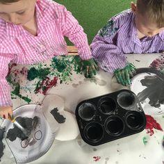 Time to make some mmmmmm-agic! Of cause we weren't thinking mess!  #earlylearning #learnthroughplay #education #literacy #readingisfun #kidstagram #toddlerlife #parenting #sydneykids #melbournekids #perthkids #brisbanekids #adelaidekids #aussiekids #boxformonkeys  #sydney #australia #screenfreekids #familyfirst #childhoodunplugged #akbn #igkids #kidsbooks #learningisfun #kidlit #finemotorskills #grossmotorskills #igkids #kidsactivities #preschool