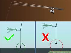 How to Fish a Drop Shot Rig: 9 Steps (with Pictures) - wikiHow