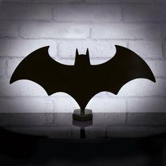 Batman Eclipse Bat Signal Superhero USB Mood Light Lamp Official Xmas Gift for sale online I Am Batman, Batman T Shirt, Batman Stuff, Mood Light, Night Light, Bat Signal Light, Batman Light, Manta Polar, Child Room