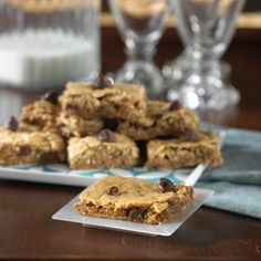 Cookie Chip Bars