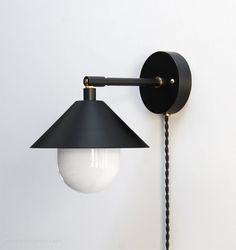 """UFO"" Modern Wall Lamp Sconce, by PhotonicStudio"