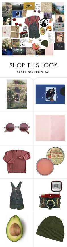 """""""We treat the night like we're allergic to the sun"""" by laurentheghostgirl ❤ liked on Polyvore featuring INDIE HAIR, ...Lost, Worth, GET LOST, Witchery, Rosebud Perfume Co., Urban Renewal, Lomography and Patagonia"""