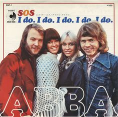 """For Sale - Abba SOS Japan  7"""" vinyl single (7 inch record) - See this and 250,000 other rare & vintage vinyl records, singles, LPs & CDs at http://eil.com"""