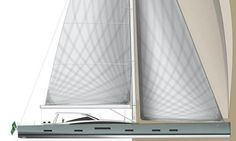 MCP Yachts has announced a new range of fast aluminium sailing yachts, starting with the 30.48m performance cruiser, Silver Bullet...