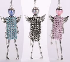 New Rhinestone Fashion Nickel free doll Pendant Necklace Jewelry lovely hot  popular Angel wings doll necklace free shipping♦️ B E S T Online Marketplace - SaleVenue ♦️👉🏿 http://www.salevenue.co.uk/products/new-rhinestone-fashion-nickel-free-doll-pendant-necklace-jewelry-lovely-hot-popular-angel-wings-doll-necklace-free-shipping/ US $2.18