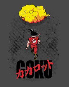 Gokira T-Shirt $10 Dragon Ball tee at ShirtPunch today only!