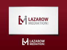 logo for Lazarow Mediation, L.L.C. by Teruna Melayu