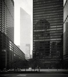 Seagram Building. 1958 New York City. Ludwig Mies Van der Rohe andPhilip Johnson. Photo Chris Schroeer-heiermann