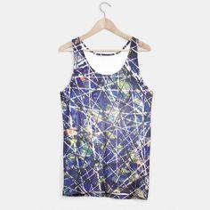 "Toni F.H Brand ""Alchemy Colors#A27"" #tank #top #tanktop #fashionforwomen #shoppingonline #shopping #fashion #clothes #tiendaonline #tienda #vestidos #compras #moda #comprar #modamujer #ropa"